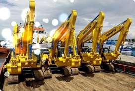 Sedia Jasa Sewa Heavy Vehicles / Alat Berat Batam Kota• Hub Kami Saja