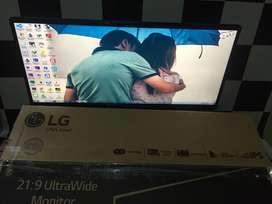 Monitor LG 25UM58-P ULTRA WIDE MURAH #OLXJUARA