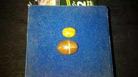 Sepasang batu tapak jalak badar asem