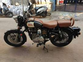 2016 Royal Enfield Classic 15000 Kms