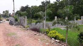 Plot for Sale with EMI Facility  at Joka