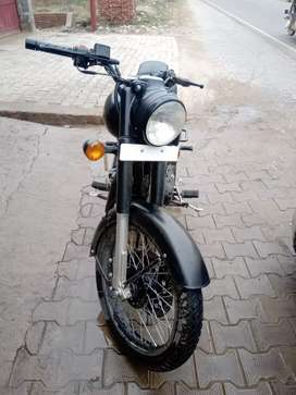 Modified stealth black bullet 350 A1 condition