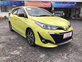 Toyota Yaris S Trd Sportivo matic