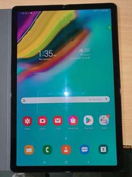 Galaxy Tab S5e warranty July 2021