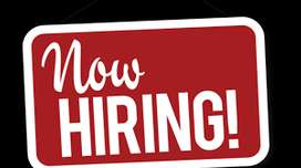 Urgent requirement for front office executive females