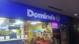 We are hiring in pristine mall Domino's pizza sector 31 faridabad