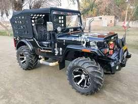 Gora Jeep modified company order in ready my