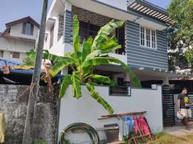 4 BHK independent house for Rent Near Holy Eucharist Convent Valummel