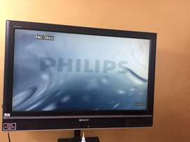 Sony bravia LCD 37' for sale