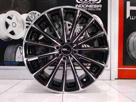 Velg Mobil HSR Wheel HERBS Ring 16 Untuk Jazz Avanza Veloz Ignis dll
