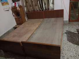 Double Bed King size 6.5 * 6
