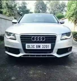 Showroom condition Audi A4 2009 Diesel 98000 Km Driven
