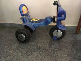 kid's tricycle