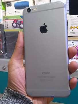 Iphone 6 Plus 128gb Fullset Mulusss