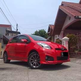 Toyota Yaris TRD Sportivo Red (Nego sampai jadi)