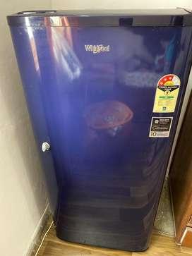 Wirlpool 3Star 174 litre Fridge