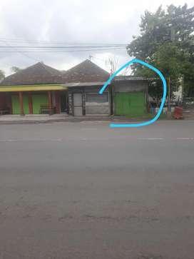 Jual Bangunan Toko Murahh Strategis Nol Jln Raya Pantau Cocok Deal!!
