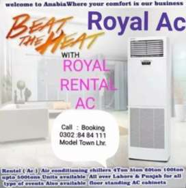 AC RENT/AC RENT IN LAHORE/AC CHILLER/AC ON RENT/Wedding Farm House /