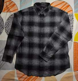 Uniqlo Flanel size XL
