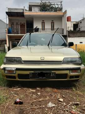 HONDA accord th 89