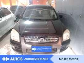 [OLX Autos] Kia Sportage 11 AT 2007 Hitam #Moarr Motor