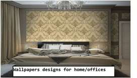 Wallpaper, ceiling, Blinds, vinyl, wooden flooring importer wholesaler