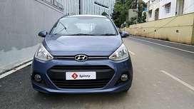 Hyundai Grand i10 Asta 1.2 Kappa VTVT (O), 2016, Petrol