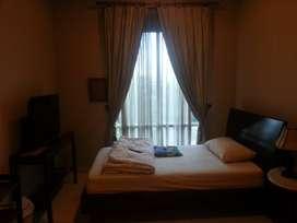 Apartemen Senayan Residence Jakarta Selatan