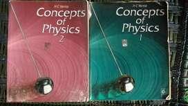 IIT JEE Physics H C verma