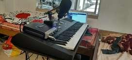 Keyboard Yamaha psrE-363