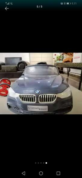 BMW chargeable car