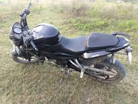 Pulsar ns 200 in excellent condition at law gate lpu..