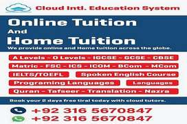Get Competent Home Tutor & Online Tutor for Any Subject / grade/ Class