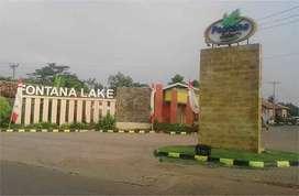 Dikontrakan/Over Kredit Siap Huni di Perumahan Fontana Lake Cileungsi