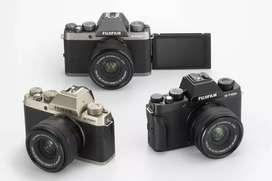Kredit Kamera Fujifilm XT100 | 3mnt Acc | Tanpa Jaminan | Free 1x