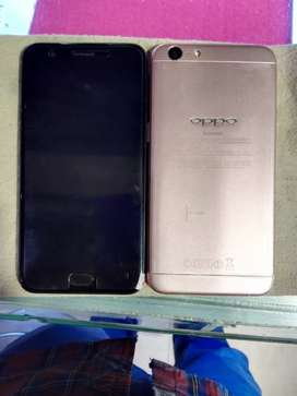 OPPO A57 Due SIM finger Lock PTA frof Qualcomm Octa.core