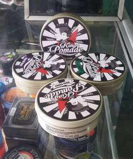 King pomade shine hold