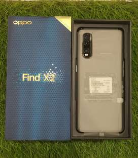 Oppo find X2 12gb 256gb non used with bill