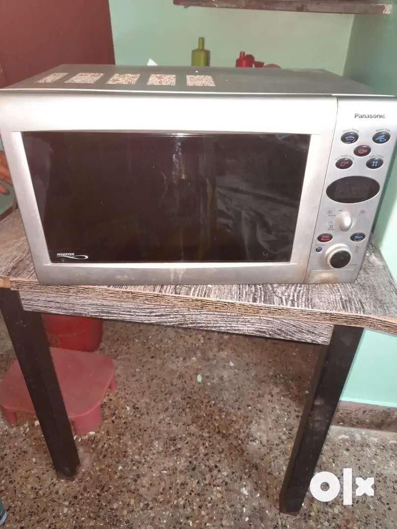 Oven panasonic 0