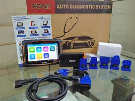 C8W FCAR NEW OBD OBD2 UNIVERSAL CAR SCANNER