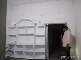 House for rent near to the market and pleasant atmosphere