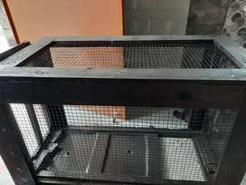 All size cage available