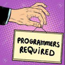 Freelance Programmers Required