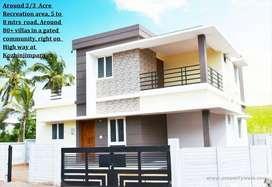 Book your dream house@kozhinjampara