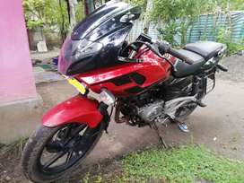 Good condition pulsar 220 new chainsocket Insurance