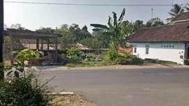 Tanah lokasi strategis 350 meter disewakan di Salatiga