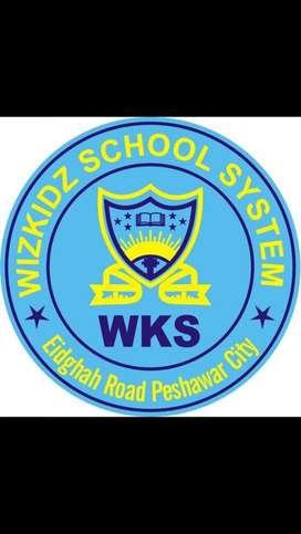 Female teacher required for Science ans Socail Studies subjects