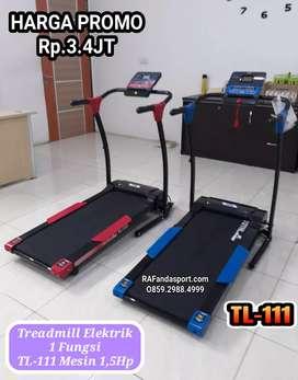 Alat Olahraga Lari Treadmill Elektrik Harga Murah