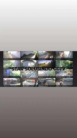 PROMO PAKET KOMPLIT CCTV* 2-16KAMERA 2MP UNTUK SEMUA BRAND !!
