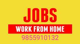 Not any hard work. Spend some time in typing and get higher income.